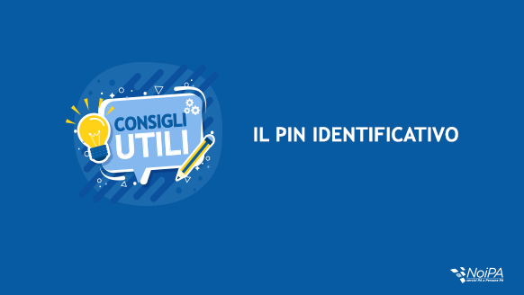 Il PIN (Personal Identification Number)